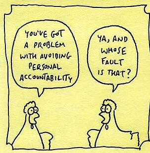 Cartoon Personal Responsibility