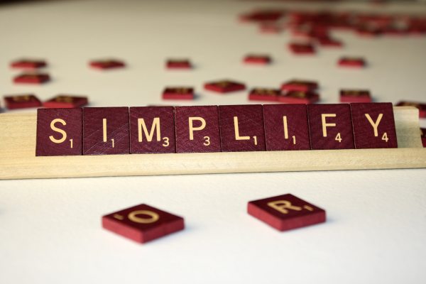 Too Many Advisors Think Complicated Is Better Than Simple