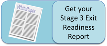 Stage 3 Exit Readiness Report