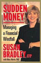 sudden money managing financial windfall mary martin hardcover cover art