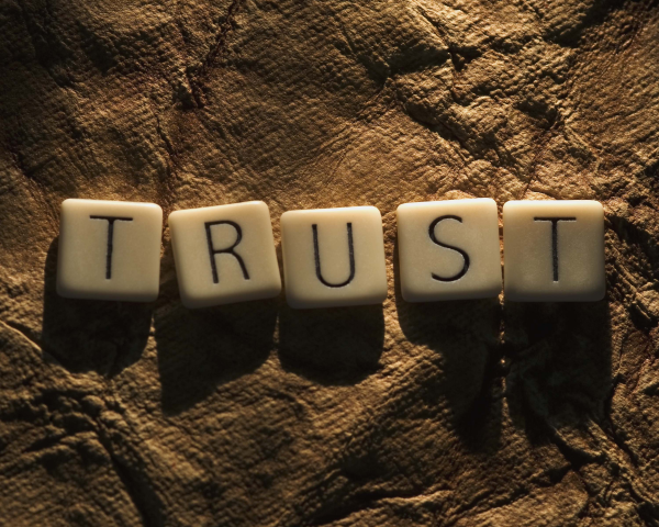 Want To Build Trust, Be Congruent