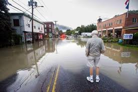 Some Thoughts On The Great Vermont Flood Of 2011