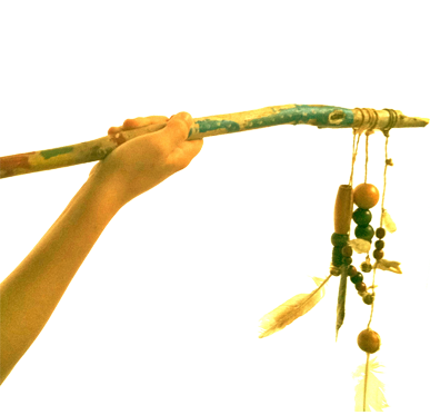 5 Good Reasons To Use A Talking Stick