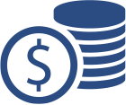 blue-dollar-sign-and-coins-icon_11