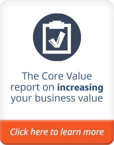 Core value report on increasing business value