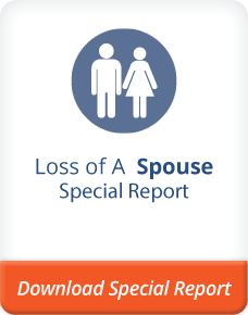 Loss of a spouse special report