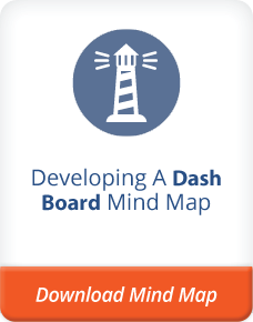 developing a dash board mind map