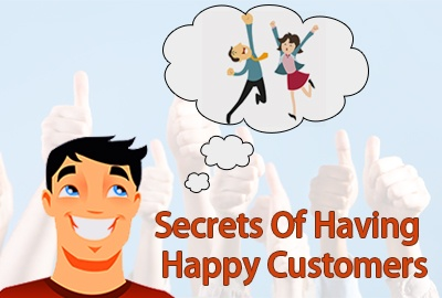 The Surprising Secret Of Having Happy Customers